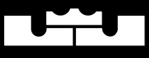 LeBron James symbol