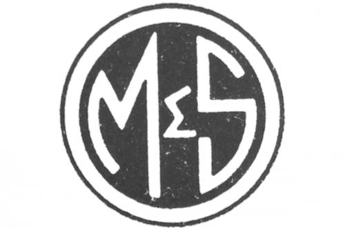 Marks Spencer Logo 1954