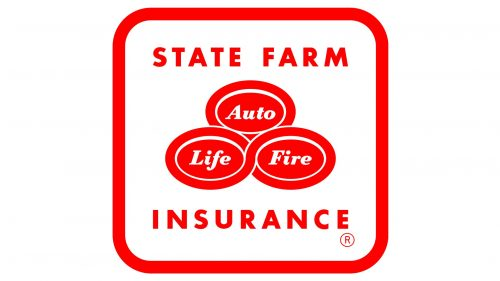 Old logo State Farm