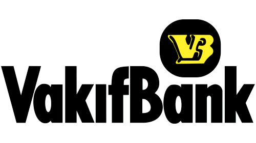 Vakifbank Logo before 2008