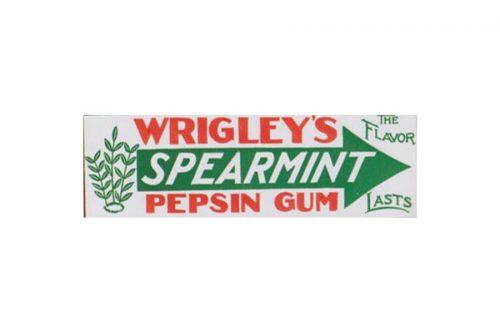 Wrigley's Logo 1913