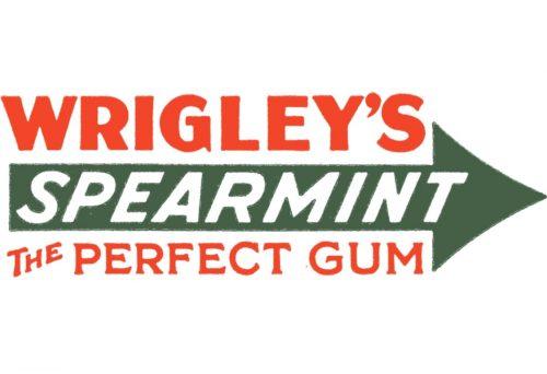 Wrigley's Logo 1938