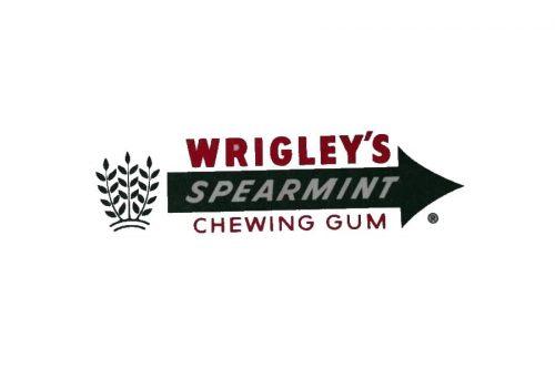Wrigley's Logo 1950