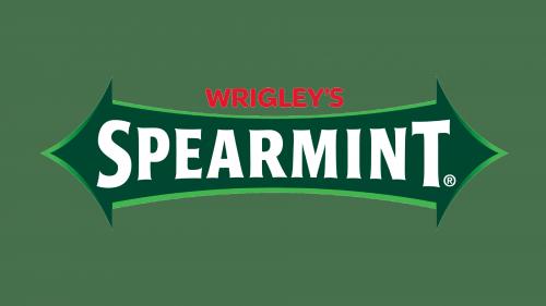 Wrigley's Spearmint Logo